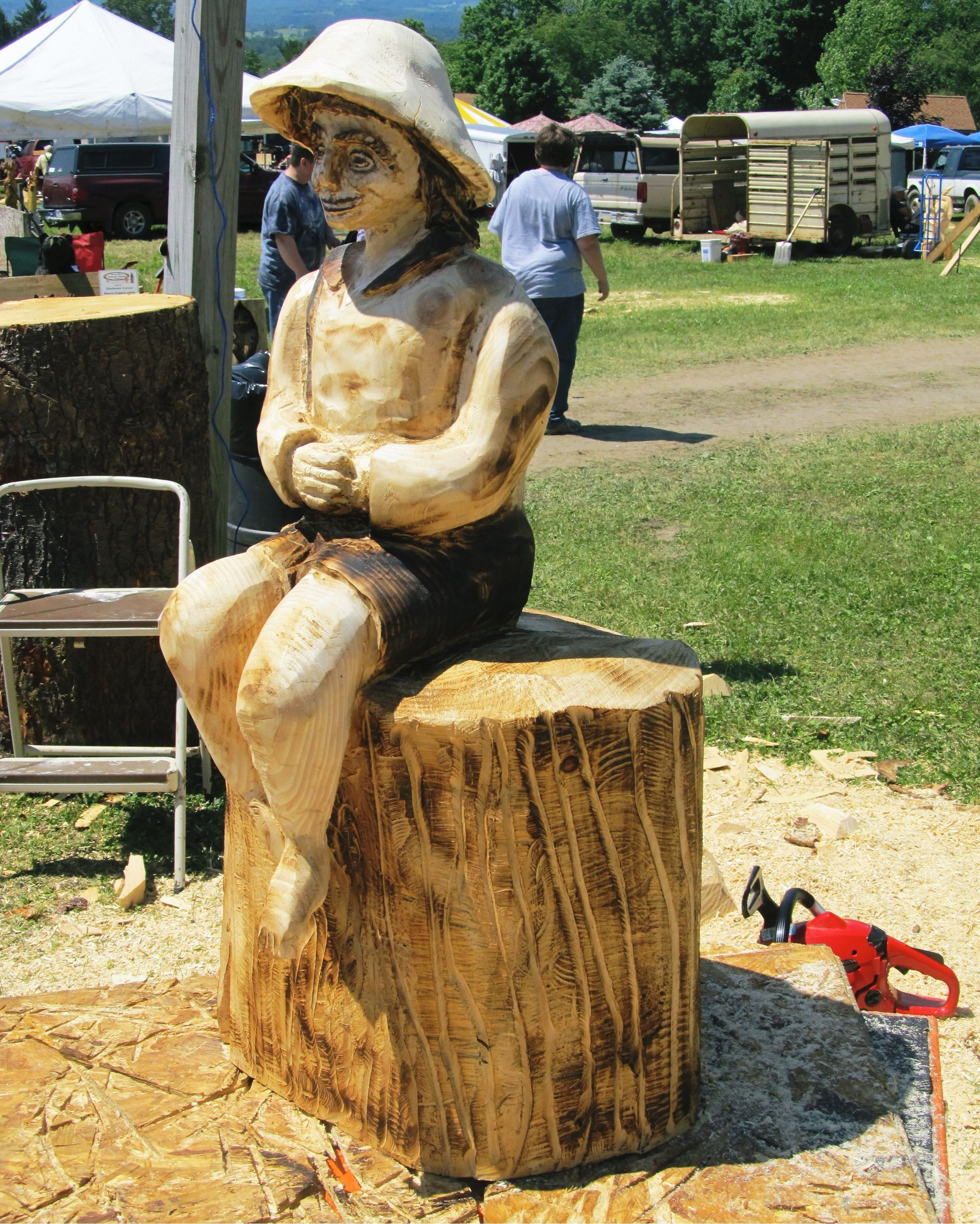 People rob peterson carving